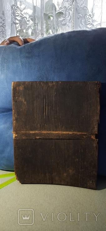 Старинная старообрядческая икона, фото №3