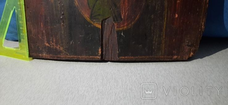 Старинная старообрядческая икона, фото №5