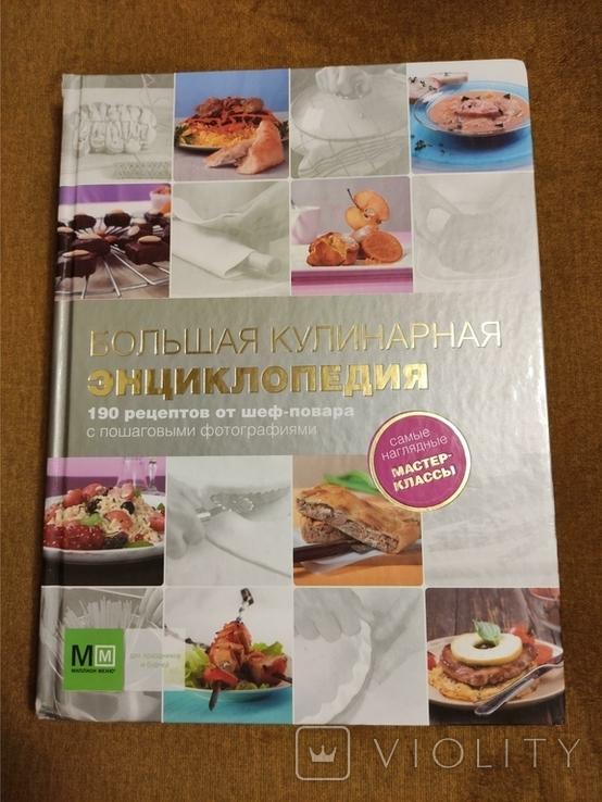 Большая кулинарная энциклопедия, фото №2