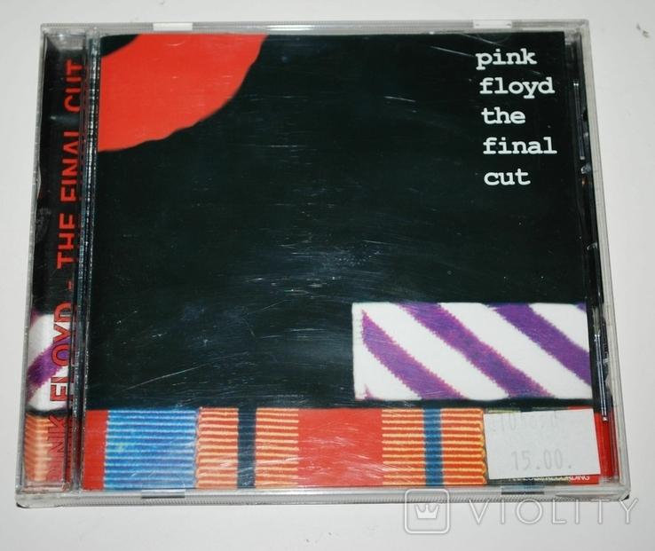 Pink Floyd, сд-диски - 2 шт., фото №3