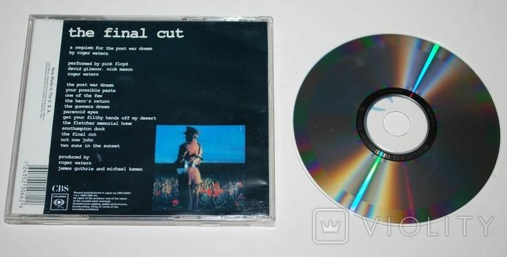 Pink Floyd, сд-диски - 2 шт., фото №5
