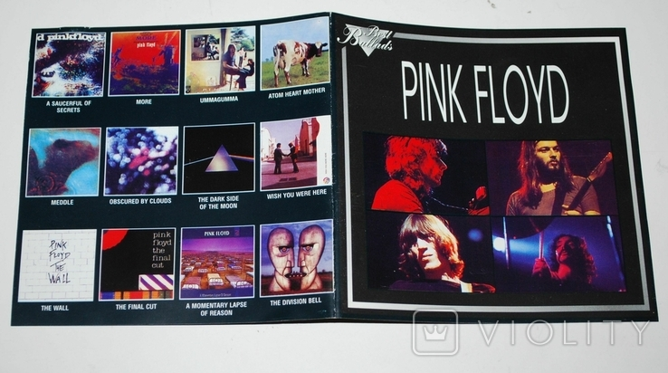 Pink Floyd, сд-диски - 2 шт., фото №9