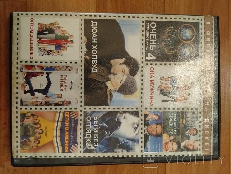 Фильмы на DVD дисках, фото №4