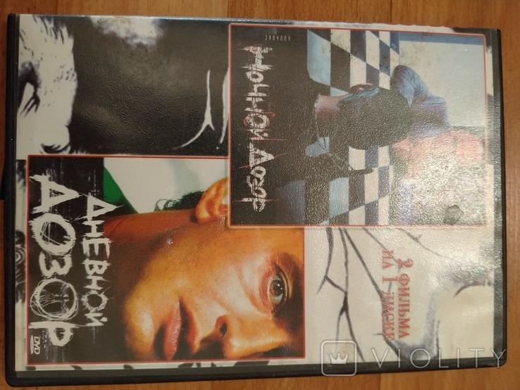 Фильмы на DVD дисках, фото №5