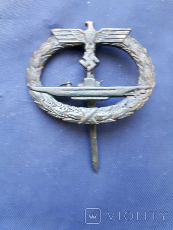 Член команды подводной лодки копия, фото №2