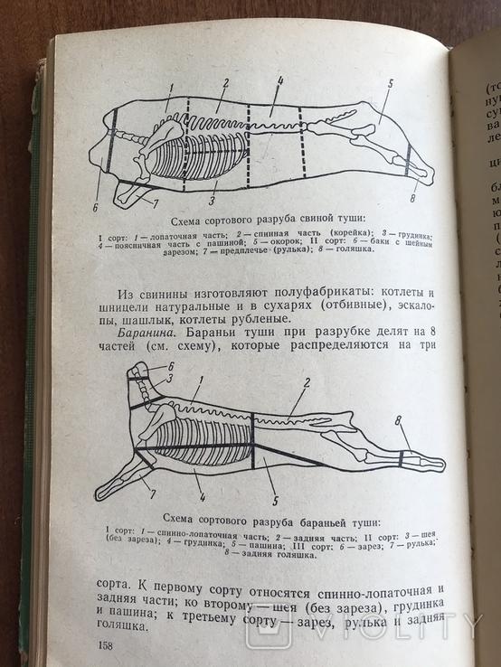 1968 Кулинария Рецепты Рыба Мясо Дичь Изделия из теста Варенье, фото №6