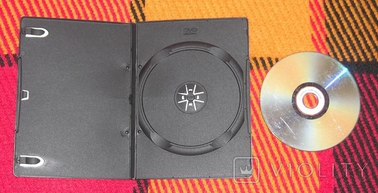 DVD PS2 Налёт повстанцев. Самонаводчик. 2в1, фото №3