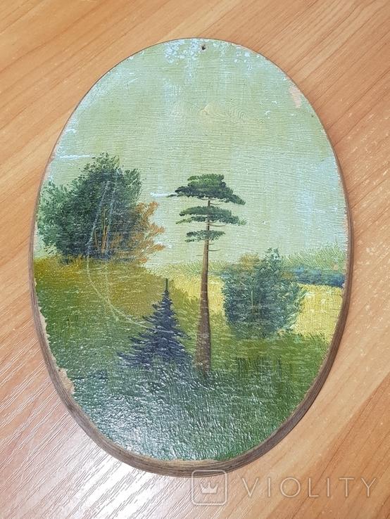 Картина пейзаж, фото №11