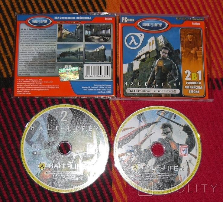 CD PC Half-Life 2. Затерянное Побережье, фото №2