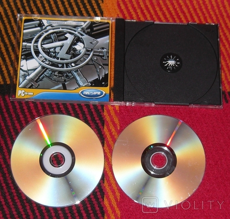 CD PC Half-Life 2. Затерянное Побережье, фото №3