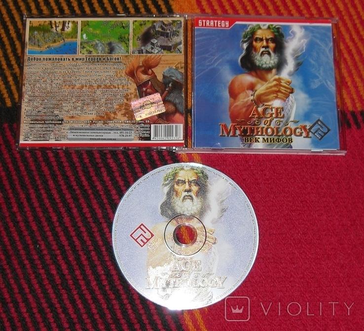 CD PC Век Мифов, фото №2