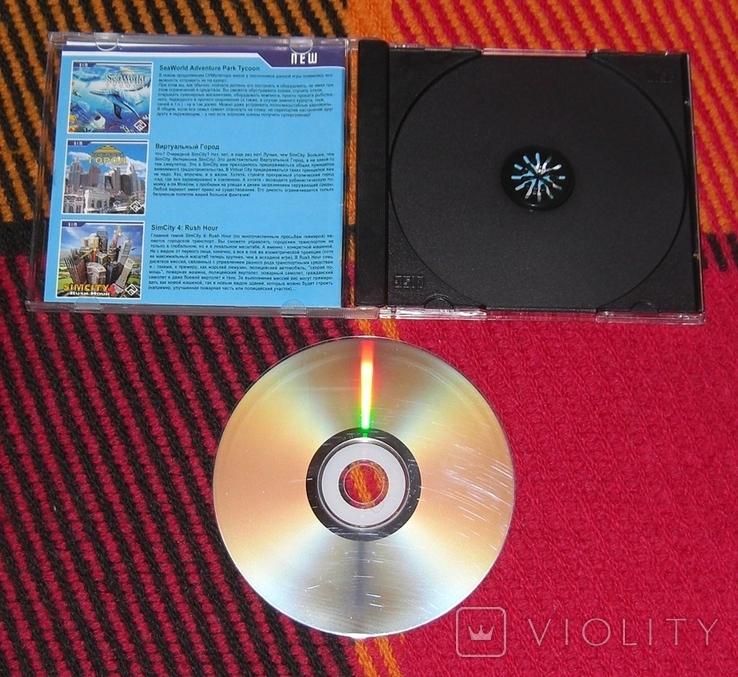 CD PC Мир Tycoon, фото №3