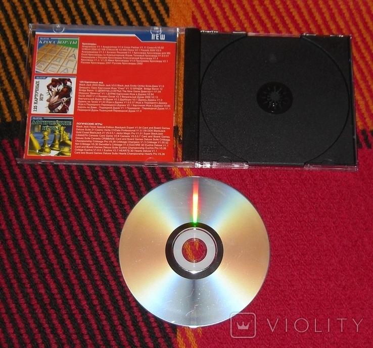 CD PC Мир Шахмат Том2, фото №3