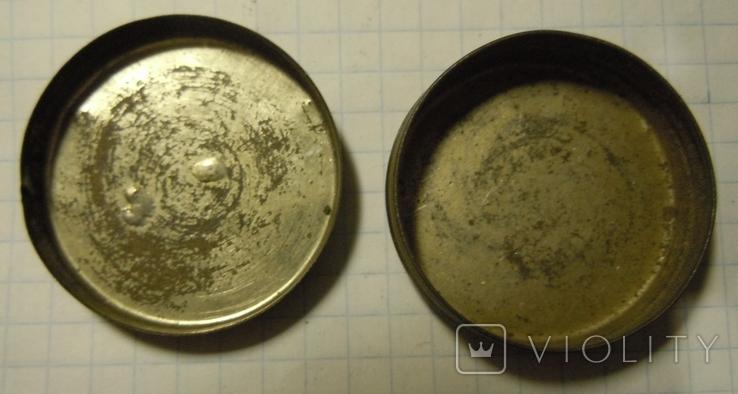 От крема для лица 30х годов Краков (от солдат вермахта), фото №4