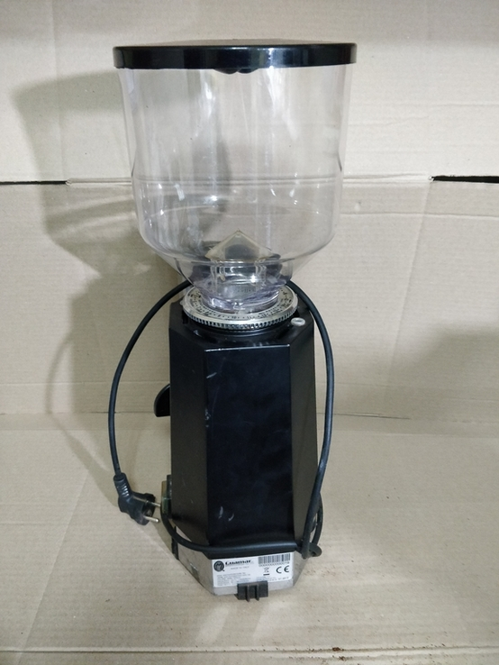 Кофемолка Quamar T80, фото №4