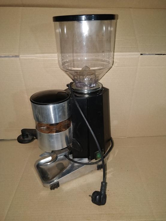 Кофемолка Quamar T80, фото №6