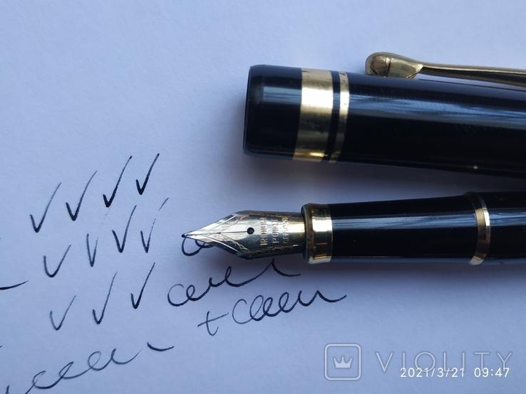 Ручки Iridium point Germany перьевая и шариковая, фото №4