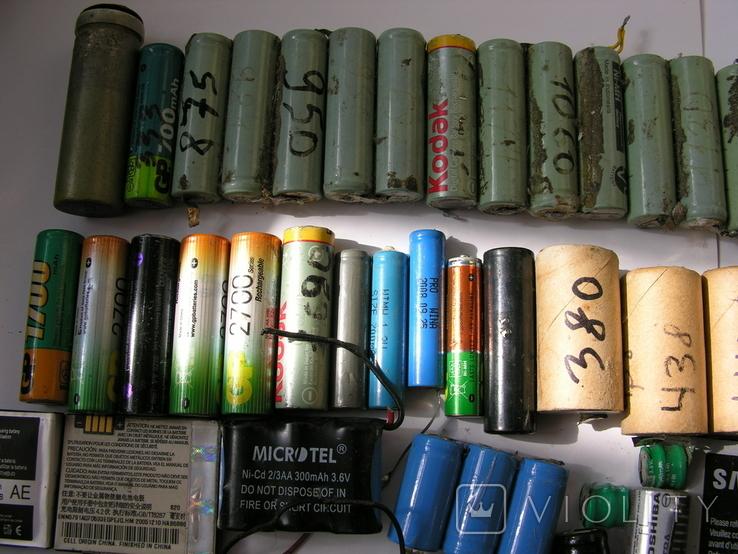 Аккумуляторы, фото №3