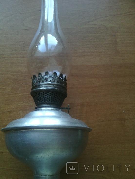 Лампа керосиновая со стеклом ( № 3 ), фото №11