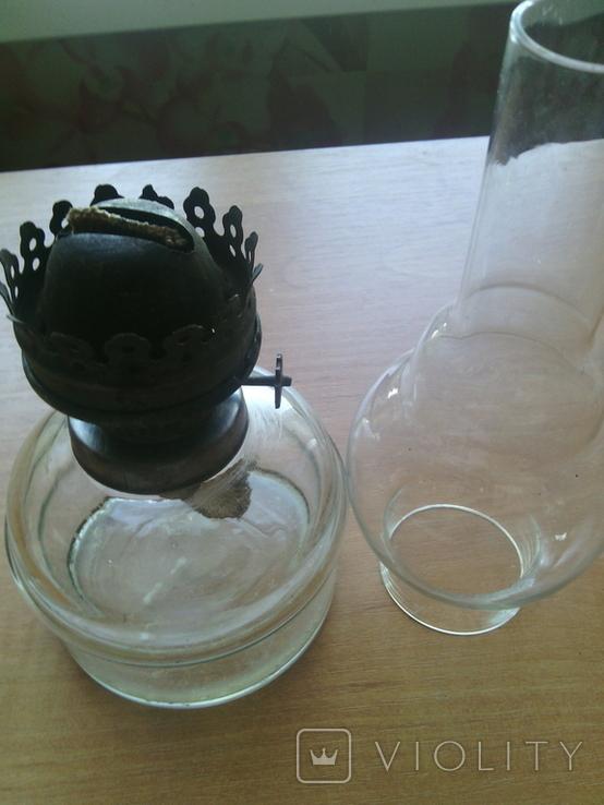 Лампа керосиновая со стеклом ( № 4 ), фото №6