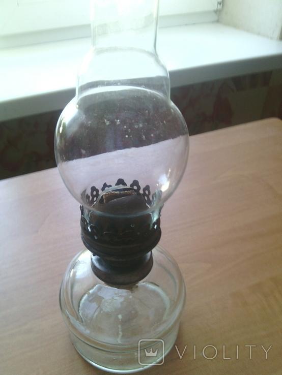 Лампа керосиновая со стеклом ( № 4 ), фото №10