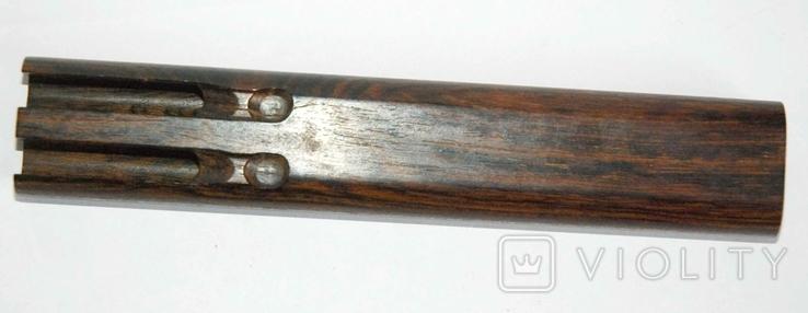 Набор ш.ручка и цанг.карандаш в деревянном футляре, фото №7