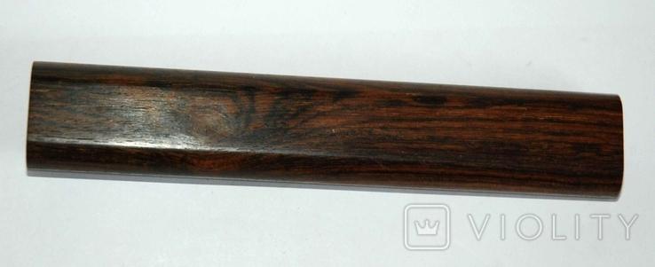 Набор ш.ручка и цанг.карандаш в деревянном футляре, фото №8