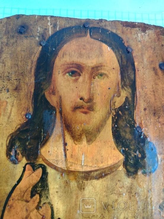 Икона Иисуса Христа, фото №5