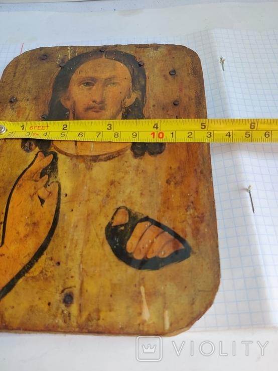 Икона Иисуса Христа, фото №7