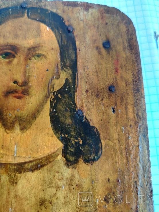 Икона Иисуса Христа, фото №9