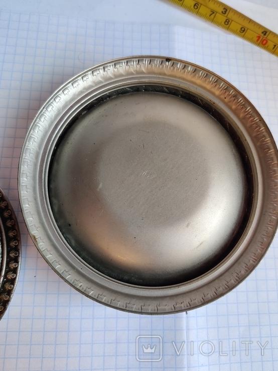 Шкатулка металл, фото №9