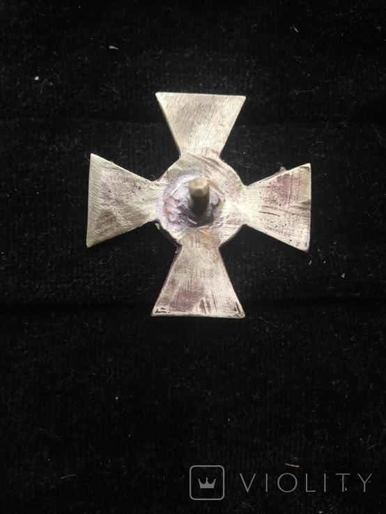 Полковой знак лейб гвардии керосирского полка, копия, фото №3