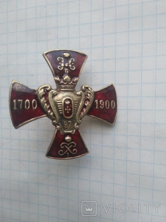 Полковой знак лифлянского полка, копия, фото №4