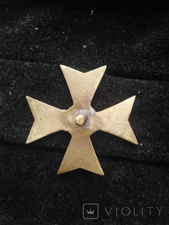 Полковой знак 5-ого александрийского гусарского полка, копия, фото №3