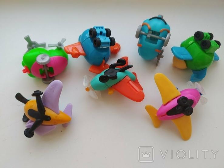 Веселые самолетики, фото №3
