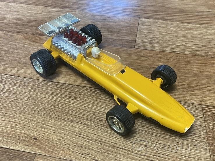 Инерционная гоночная машинка, фото №2