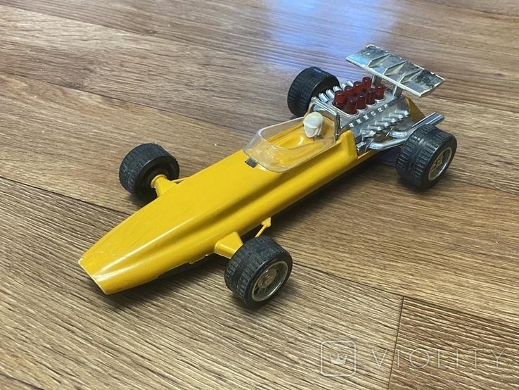 Инерционная гоночная машинка, фото №3