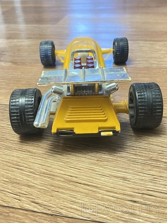 Инерционная гоночная машинка, фото №5