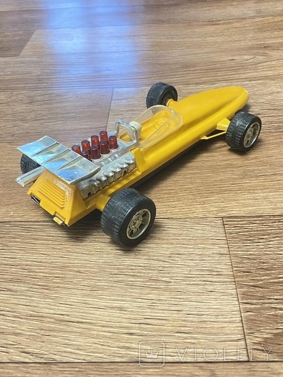Инерционная гоночная машинка, фото №7