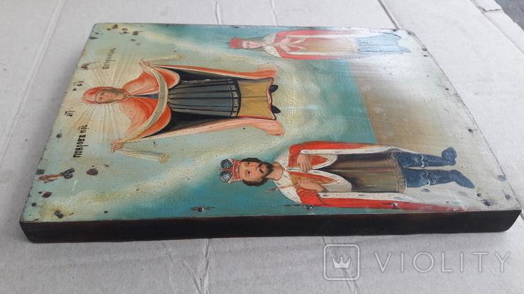 Икона . Покрова . Святая Богородица., фото №10