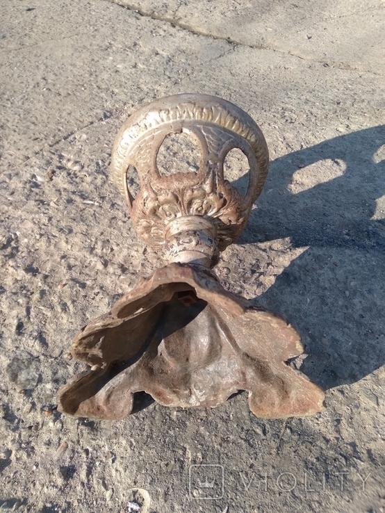 Керосиновая подставка для лампы, фото №3