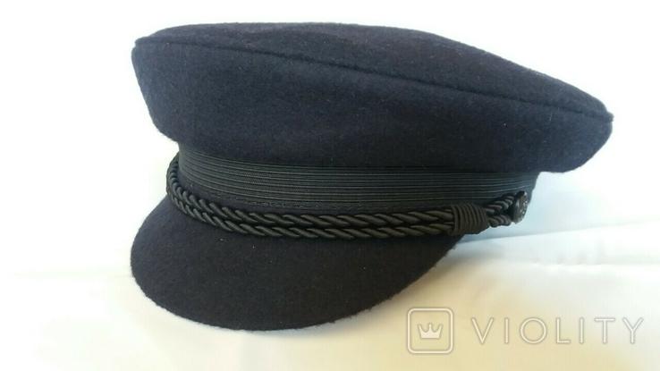 Фуражка моряка-ветерана., фото №4
