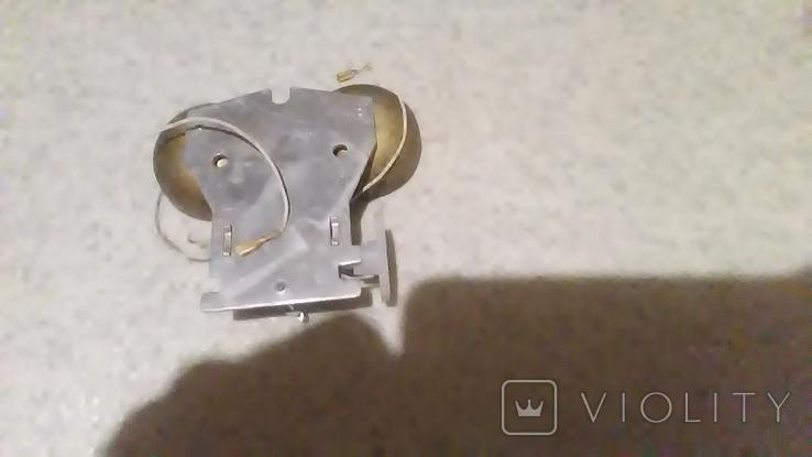 Звонок от старого телефонного аппарата, фото №3