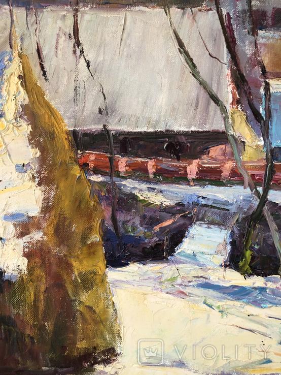 Чеботару (3 картины), фото №8