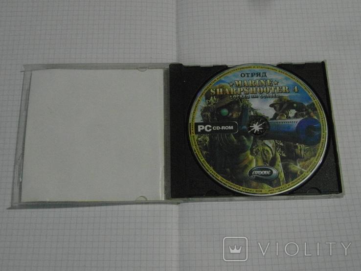 Диск-игра для компютера.№14, фото №4