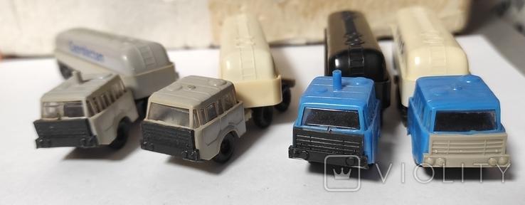 Грузовики Tatra ГДР 4 штуки, фото №2