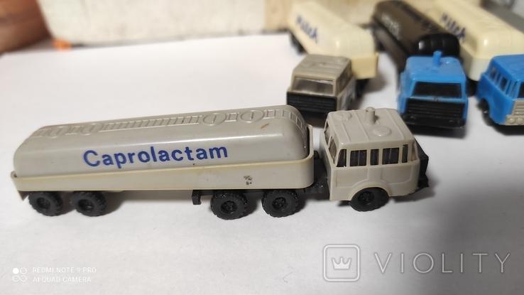 Грузовики Tatra ГДР 4 штуки, фото №3