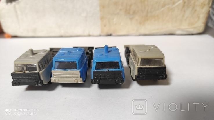 Грузовики Tatra ГДР 4 штуки, фото №11
