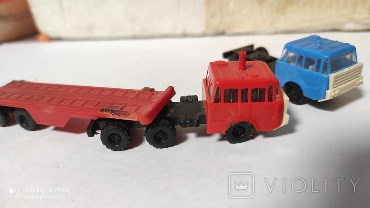 Грузовики ГДР 2 штуки, фото №3