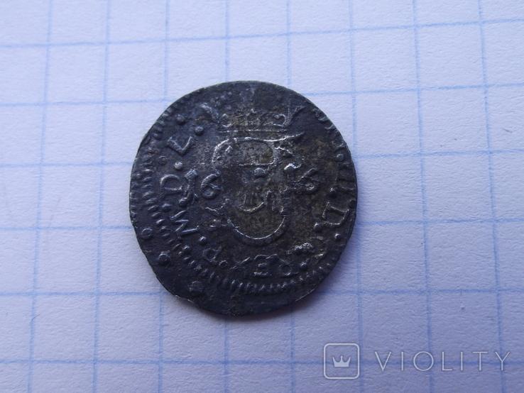 Солид Сигизмунд 3 1616 г., фото №3